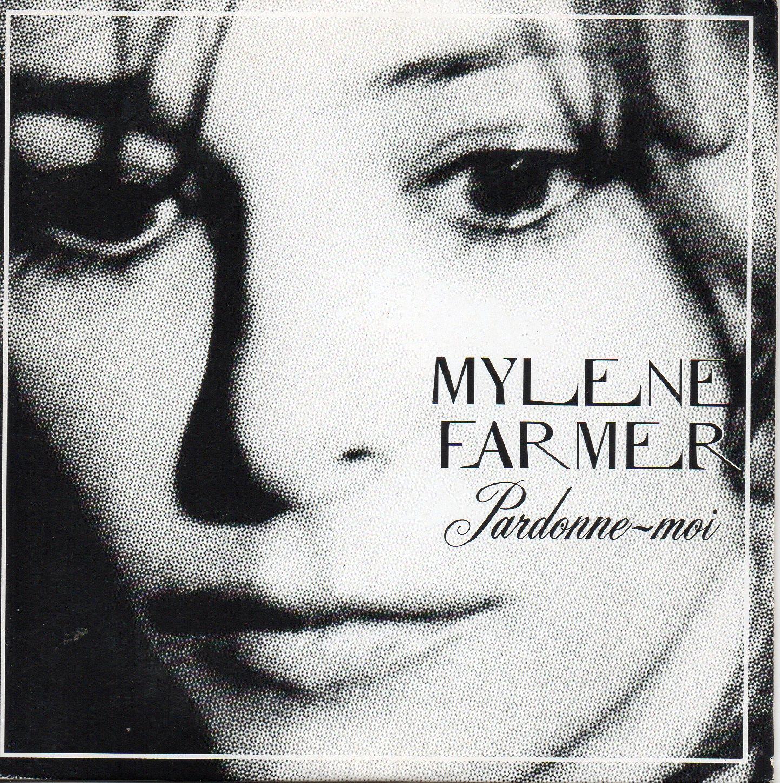 MYLÈNE FARMER - Pardonne-moi 3-Track CARD SLEEVE - CD single