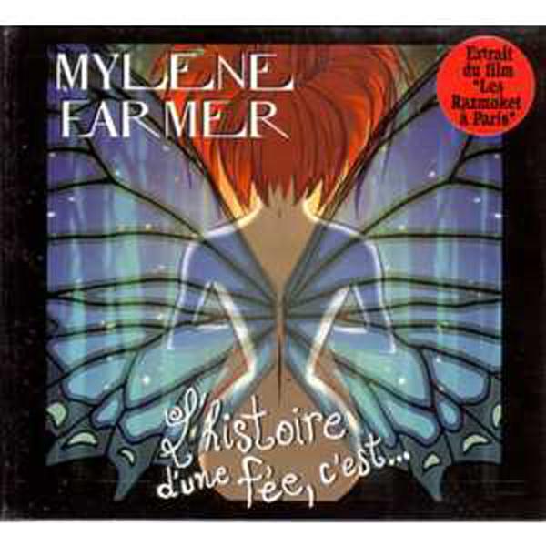 Mylène FARMER - L'histoire D'une Fee C'est Digipack