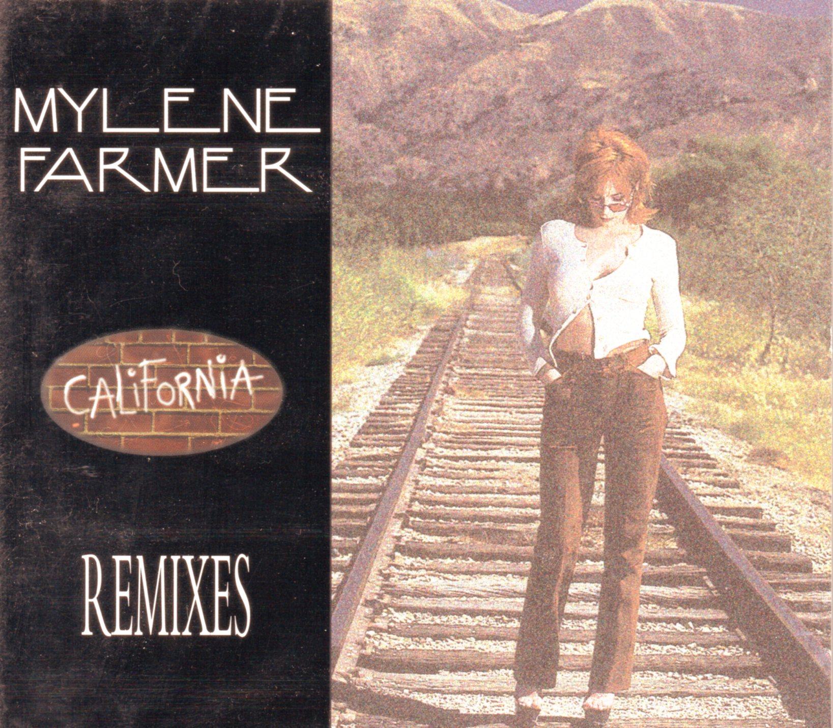 Mylène FARMER - California Digipack 6 Remixes