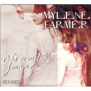 Mylène FARMER - C'est Une Belle Journee 4 Tracks Digipack