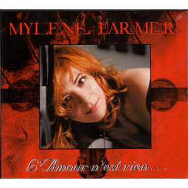 Mylène FARMER - L'amour N'est Rien 2-track Digipack