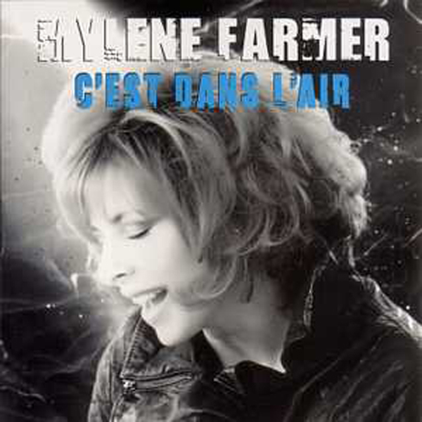 Mylène FARMER - C'est Dans L'air Card Sleeve 2-track