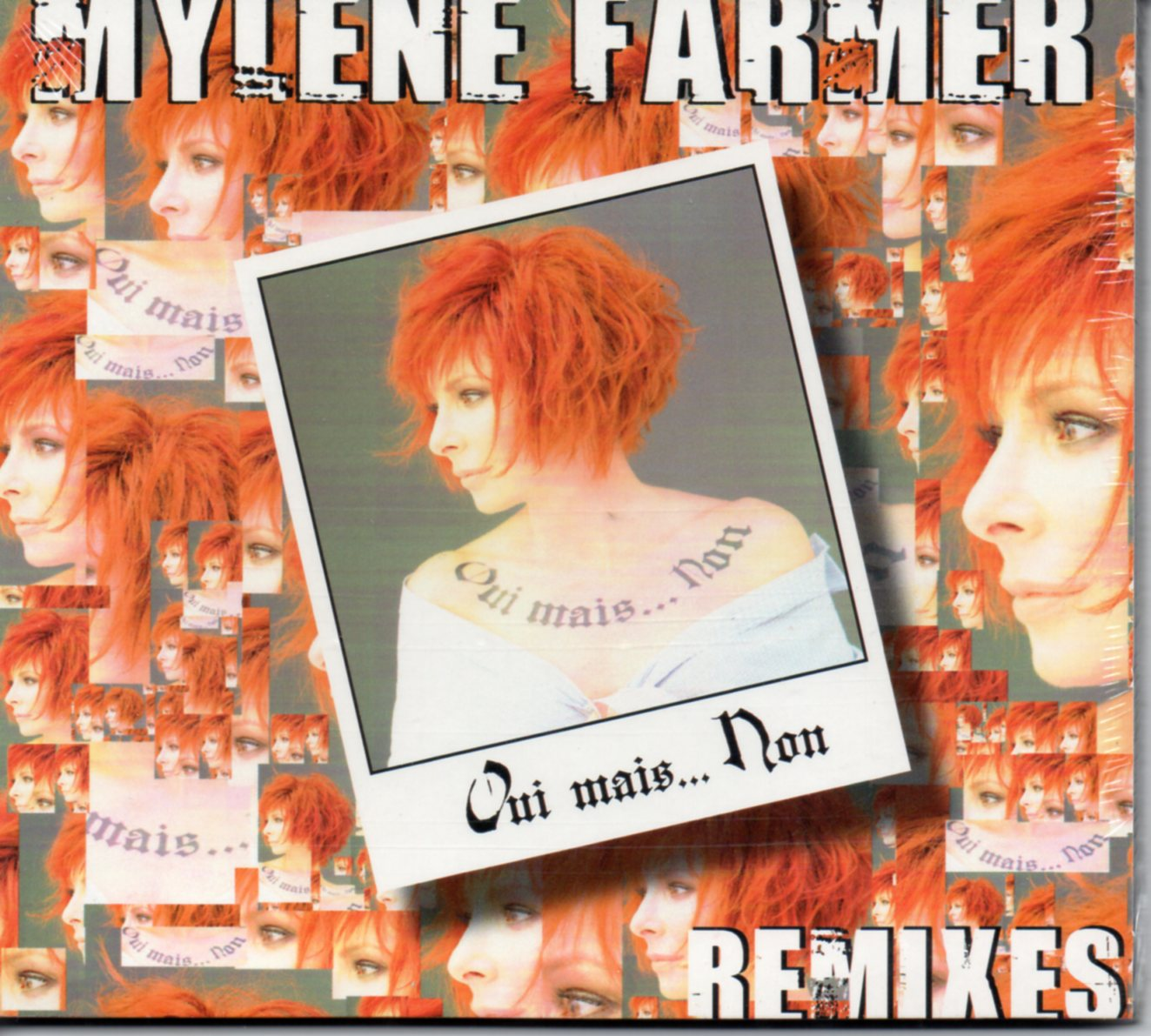 MYLÈNE FARMER - Oui mais... non REMIXES LTD ED 5-track Digipack - MCD