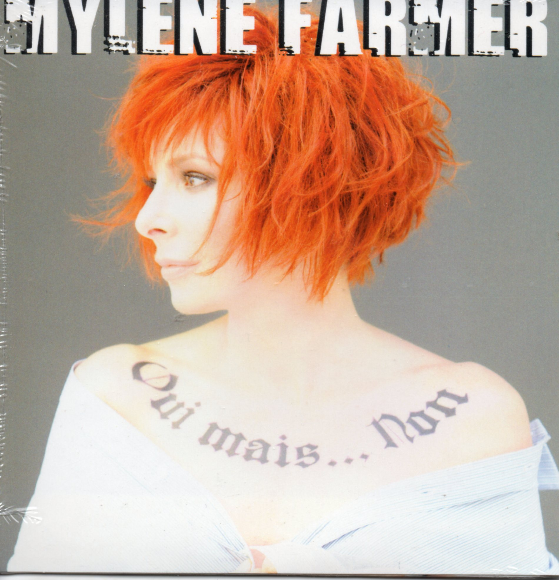 MYLÈNE FARMER - Oui mais... non 2-track CARD SLEEVE - CD single
