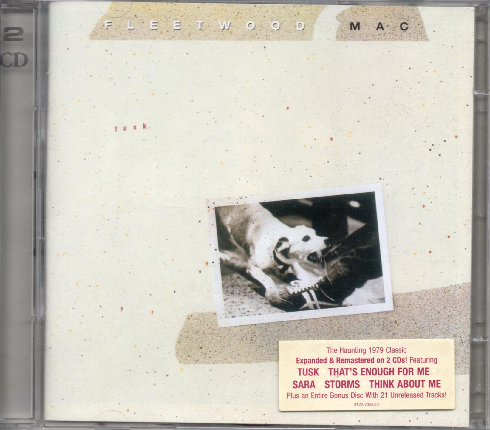 FLEETWOOD MAC - Tusk - Expanded & Remastered - CD x 2