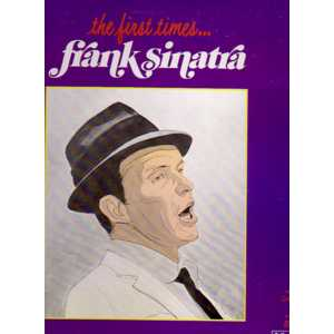 FRANK SINATRA - The first times USA - CD single