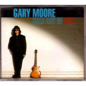 Gary MOORE - Cold Day In Hell 4-track Jewel Case