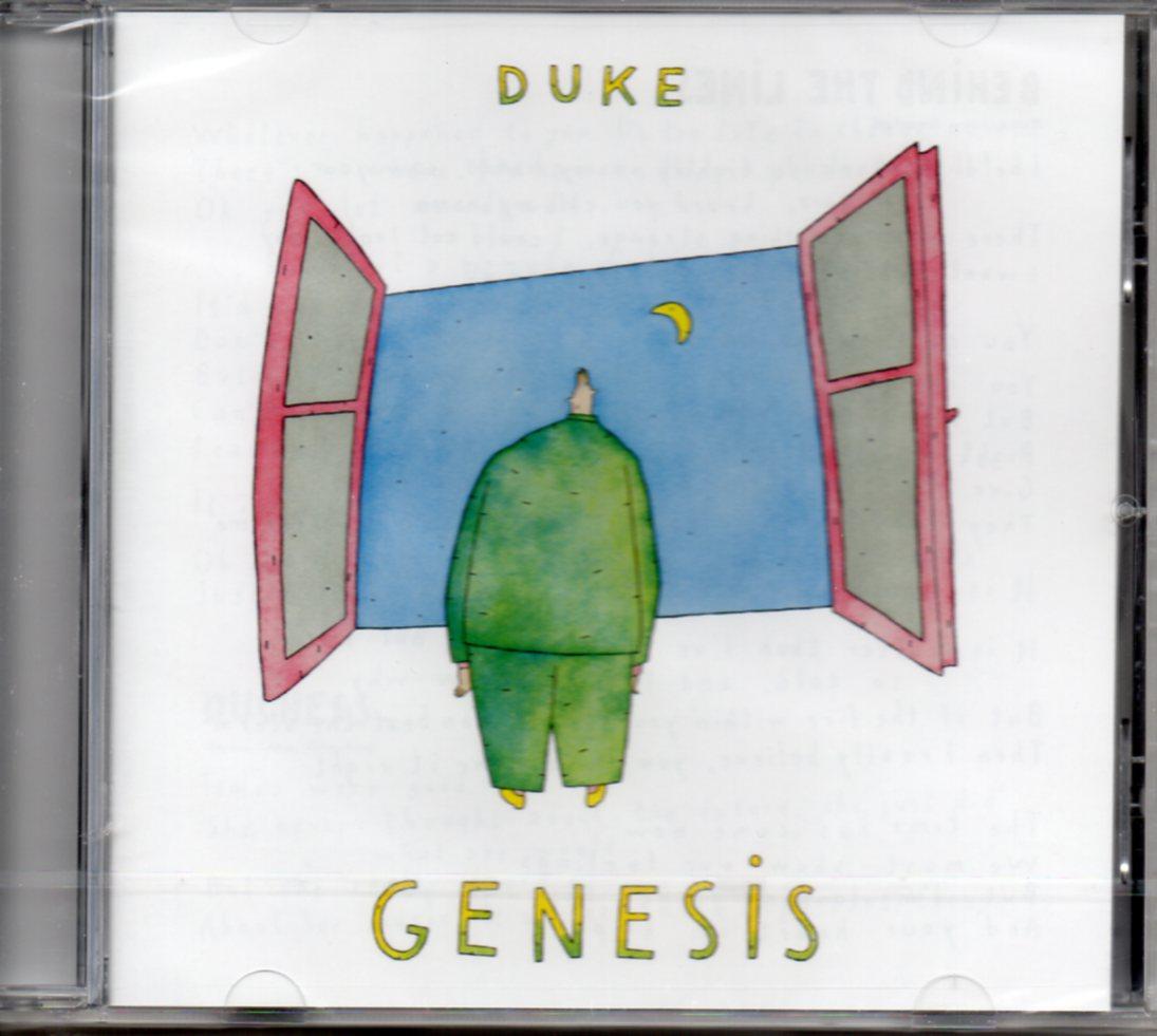 GENESIS - Duke (2007 Remastered edition) - CD