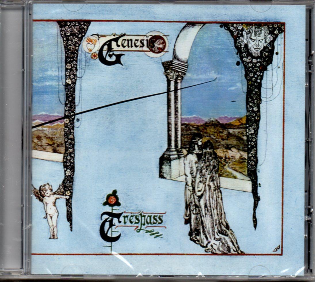 GENESIS - Trespass (2007 Remastered edition) - CD