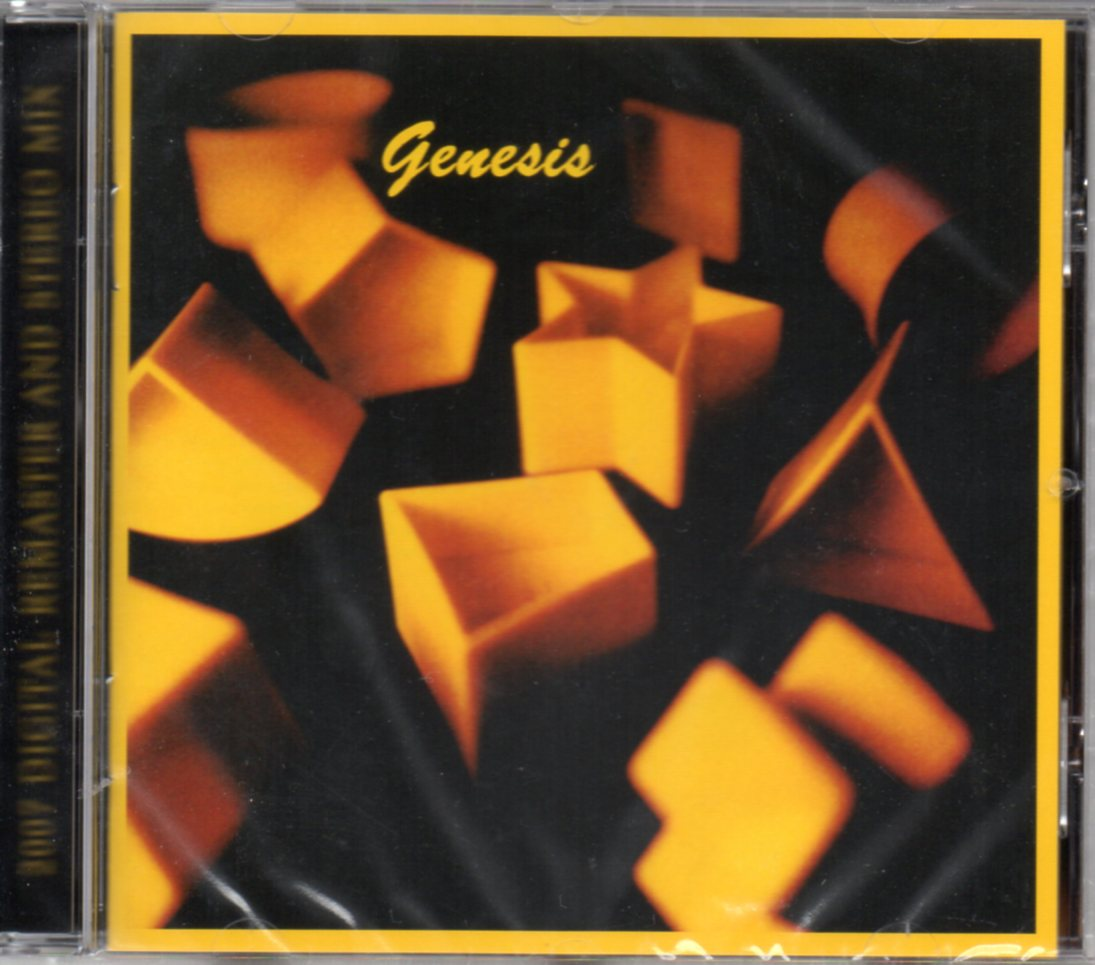 GENESIS - Mama - That's all (2007 digital remaster and stereo mix)) - CD