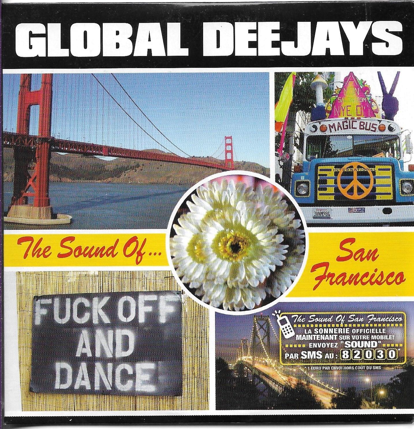 GLOBAL DEEJAYS - Stars on 45 - 1-track CARD SLEEVE - CD single