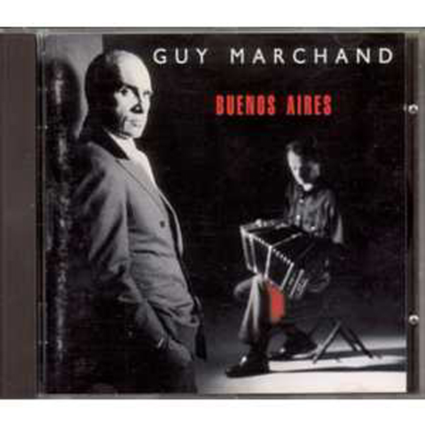 GUY MARCHAND - Buenos Aires - CD single
