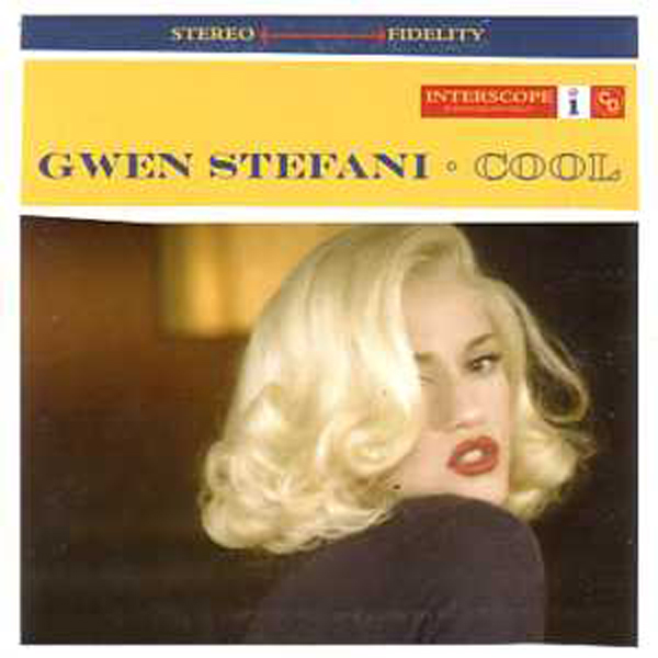 GWEN STEFANI - Cool 2-track CARD SLEEVE - CD single