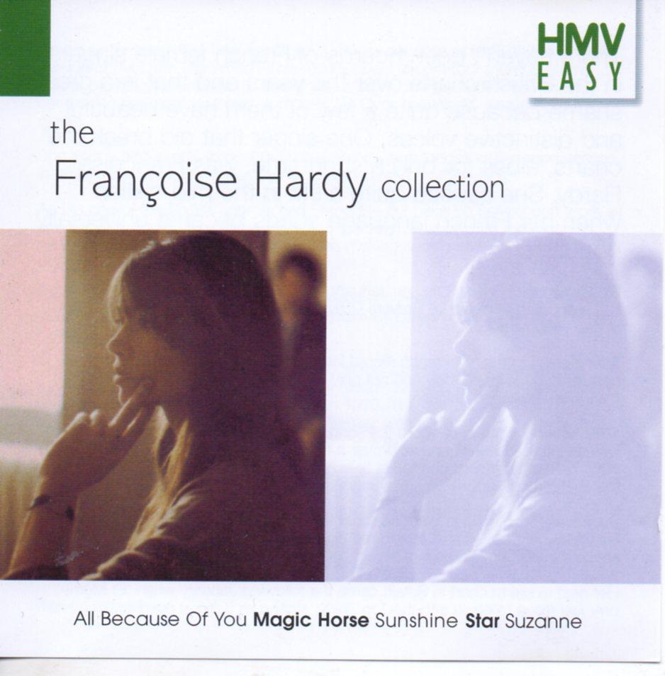 FRANÇOISE HARDY - One-Nine-Seven-Zero - Star - HMV EASY - CD