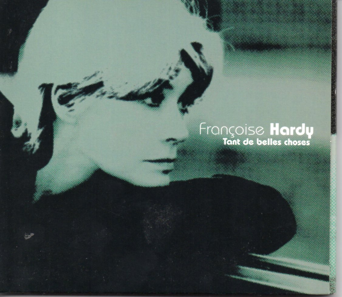 FRANÇOISE HARDY - Tant de belles choses - CD