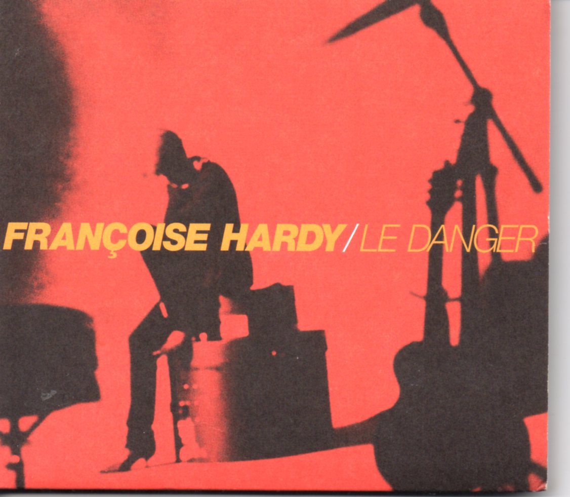 FRANÇOISE HARDY - Le danger - Digipack 1st edition - CD