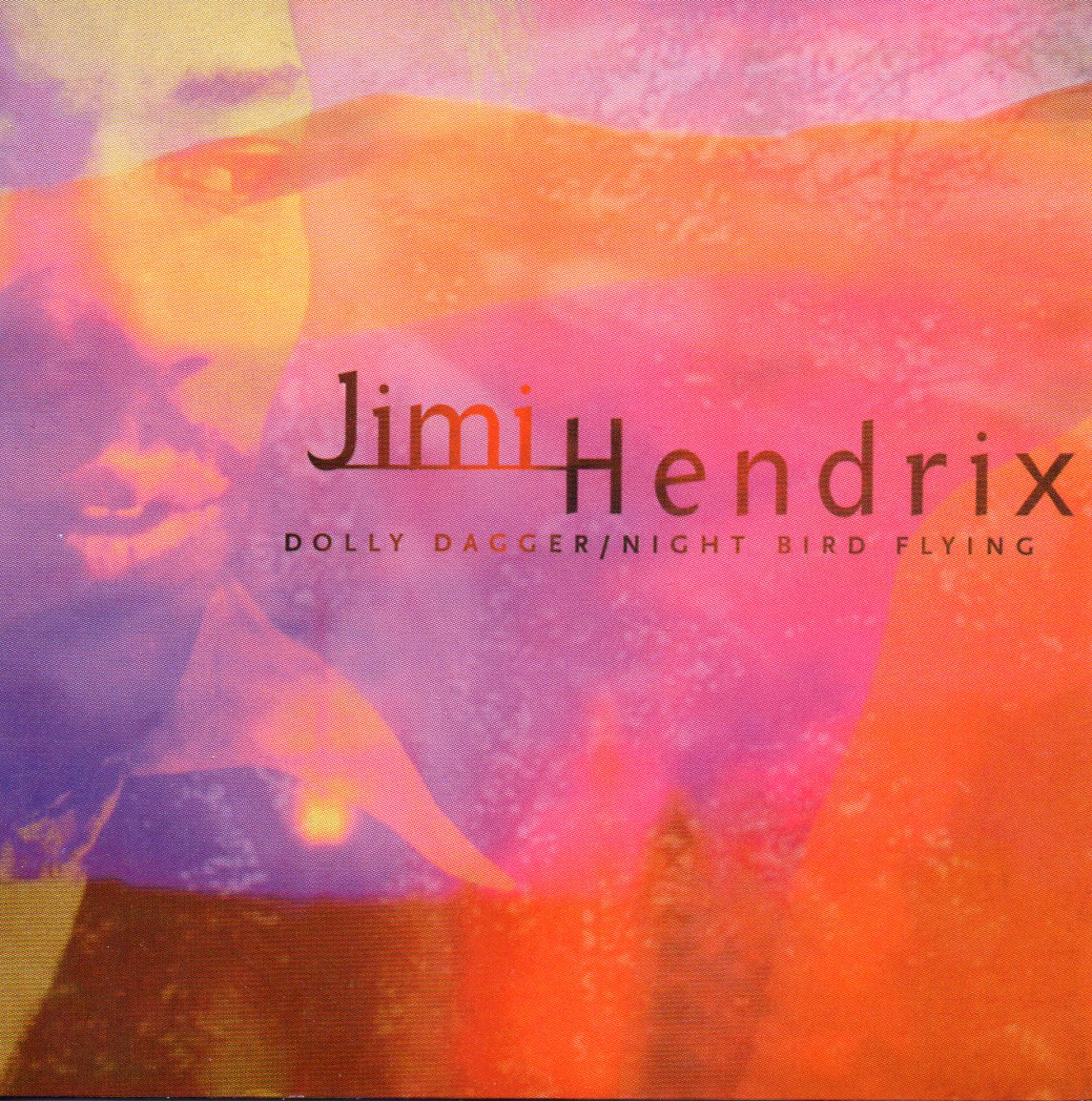 Jimi HENDRIX - Dolly Dagger 2-track Card Sleeve