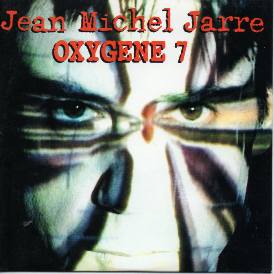 JEAN-MICHEL JARRE - Oxygene 7 Sash ! - 3 remixes CARD SLEEVE - CD single