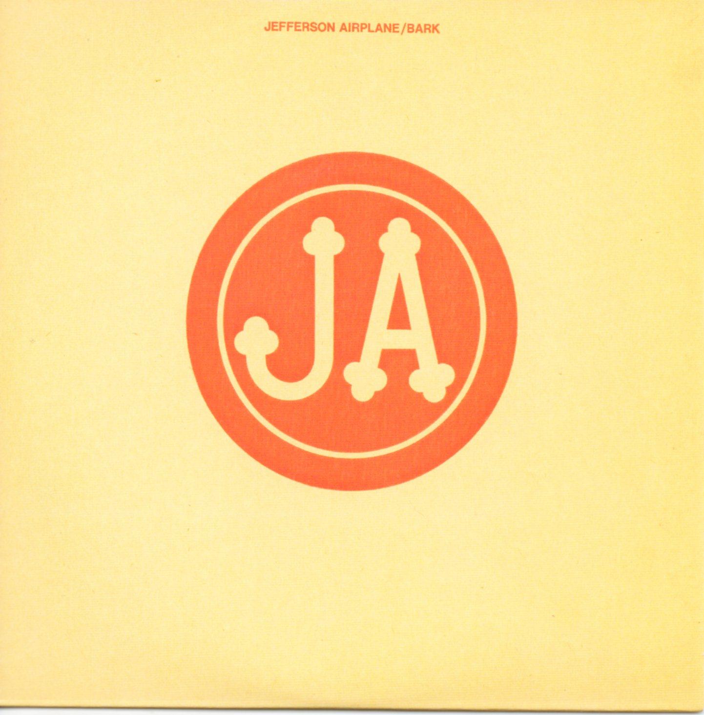 JEFFERSON AIRPLANE - Bark - Mini LP - CARD SLEEVE 11-track - CD