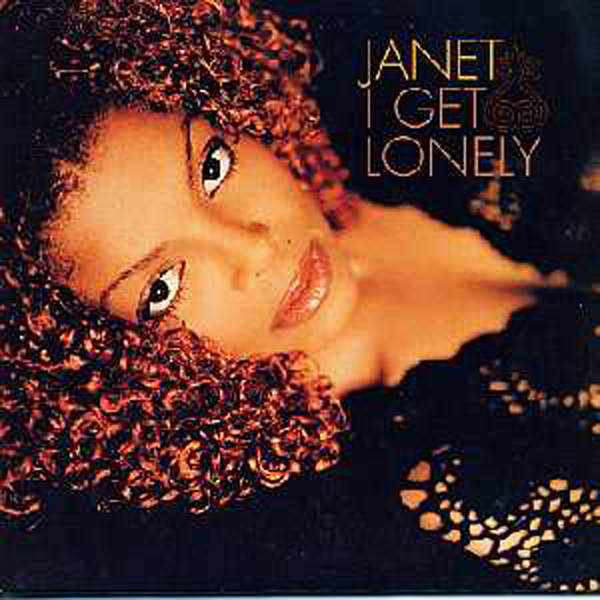 Janet JACKSON - I Get Lonely Promo 2 Tracks Card Sleeve