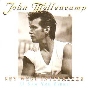 "John Mellencamp Key West Intermezzo - Just Another Day - 7"" Vinyl 45 ..."