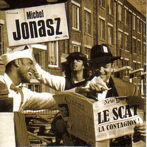 MICHEL JONASZ - Le scat Promo 1 Track CARD SLEEVE - CD single