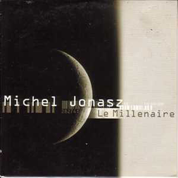 MICHEL JONASZ - Le millenaire PROMO 1 titre cartonné - CD single