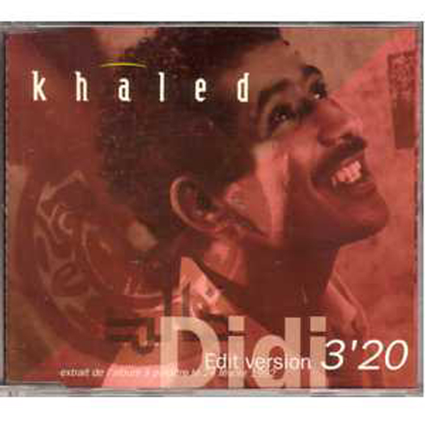 KHALED - Didi Dimitri mix 4 tracks jewel case - CD Maxi