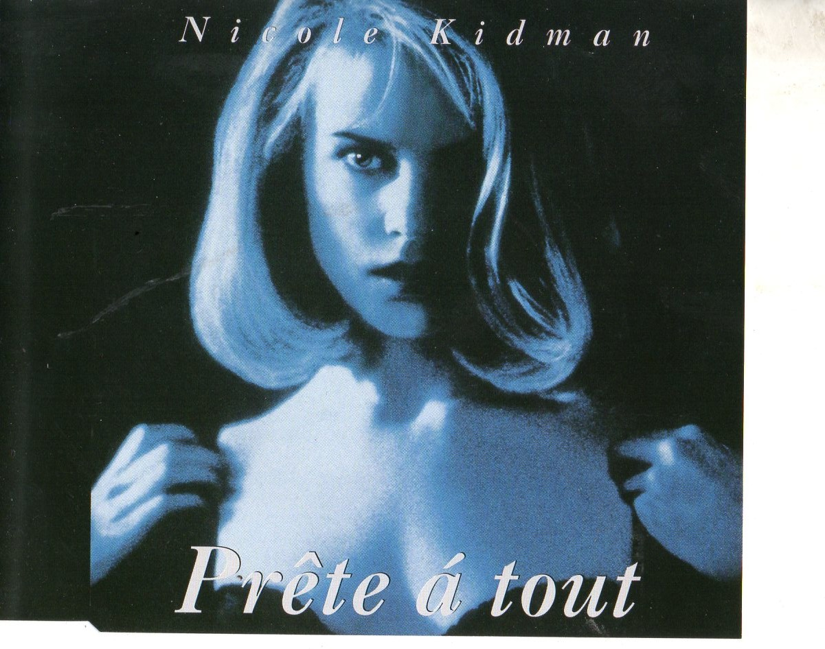 NICOLE KIDMAN - STRAWPEOPLE - BILLY PRESTON - DANN - Prête a tout (to die for) - CD Maxi