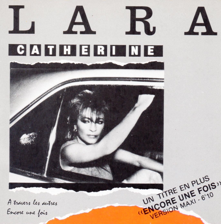 CATHERINE LARA - Encore une fois - CD
