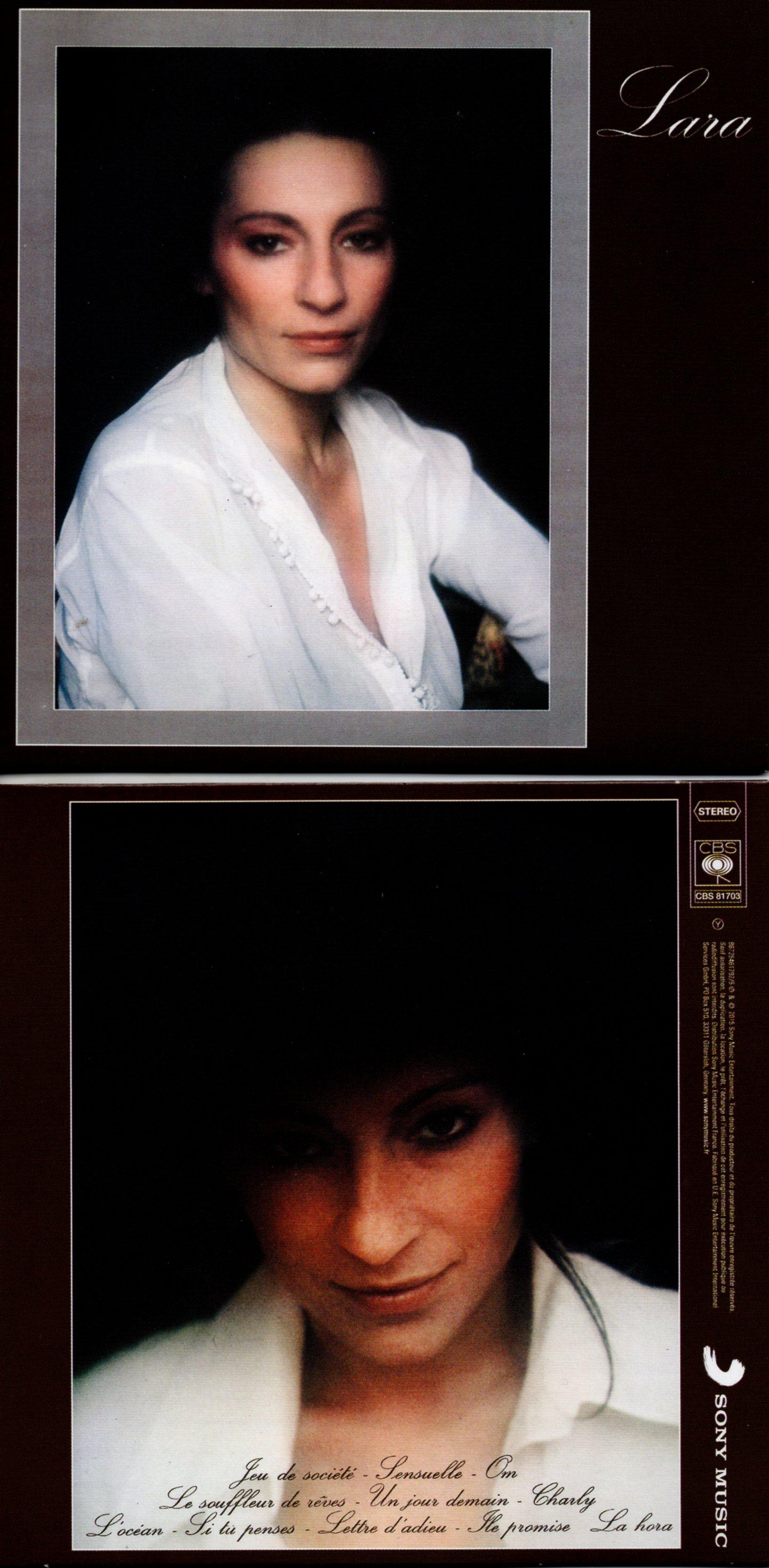 CATHERINE LARA - Jeu de société - MINI LP REPLICA - 11-TRACK CARD SLEEVE - Pochette Cartonnée - CD
