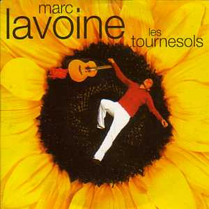 Marc LAVOINE - Les Tournesols 2-track Card Sleeve