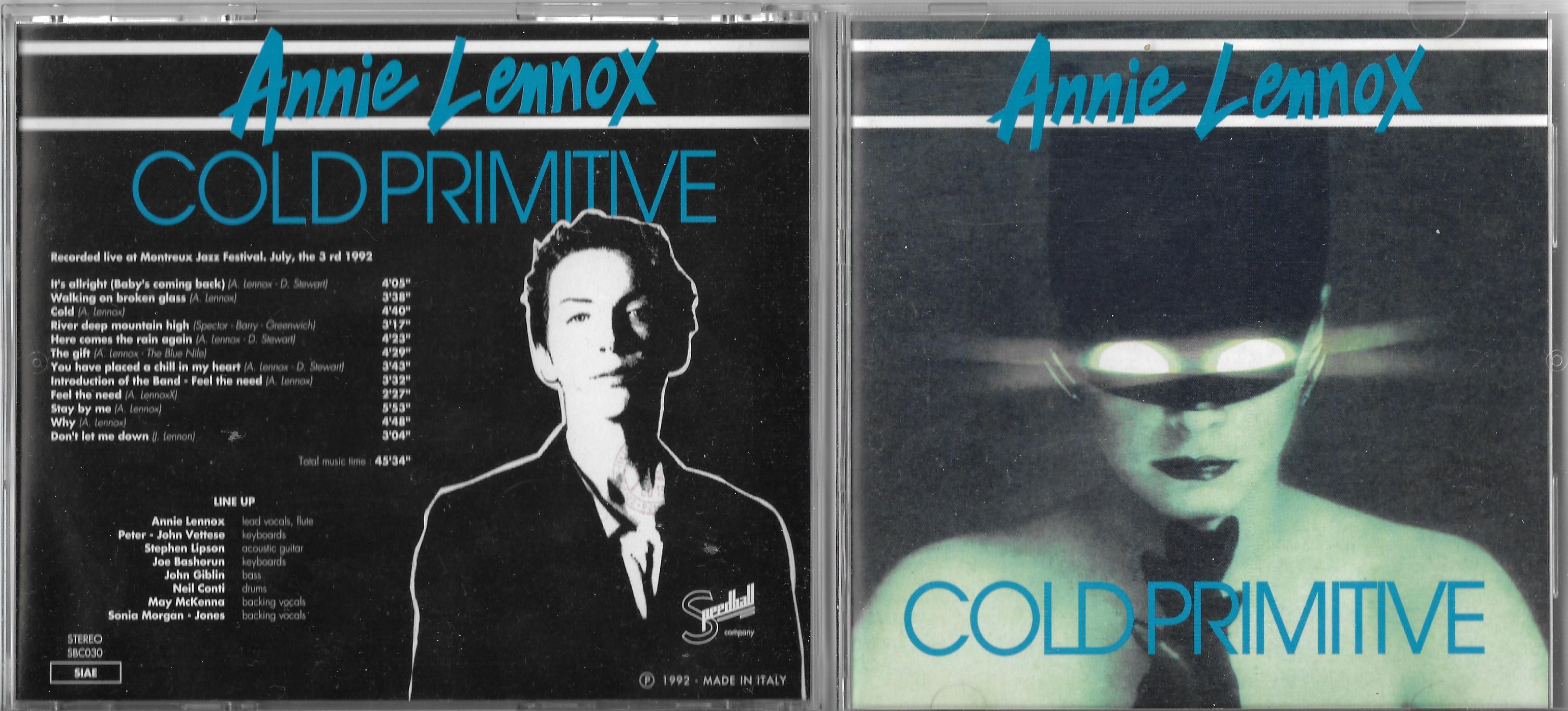 Annie LENNOX - Medusa LP
