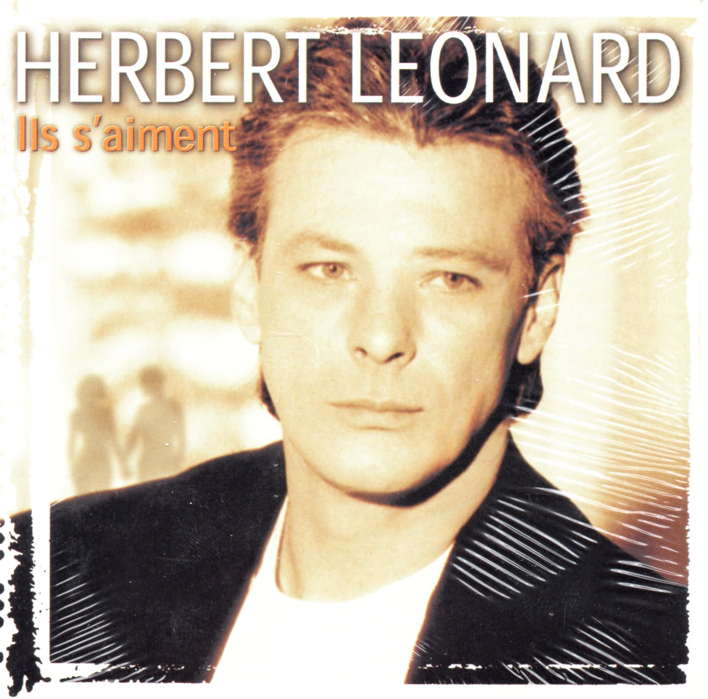 HERBERT LEONARD - Ils s'aiment 2-Track CARD SLEEVE - CD single