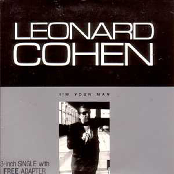 Leonard COHEN - I'm Your Man 3-track Card Sleeve