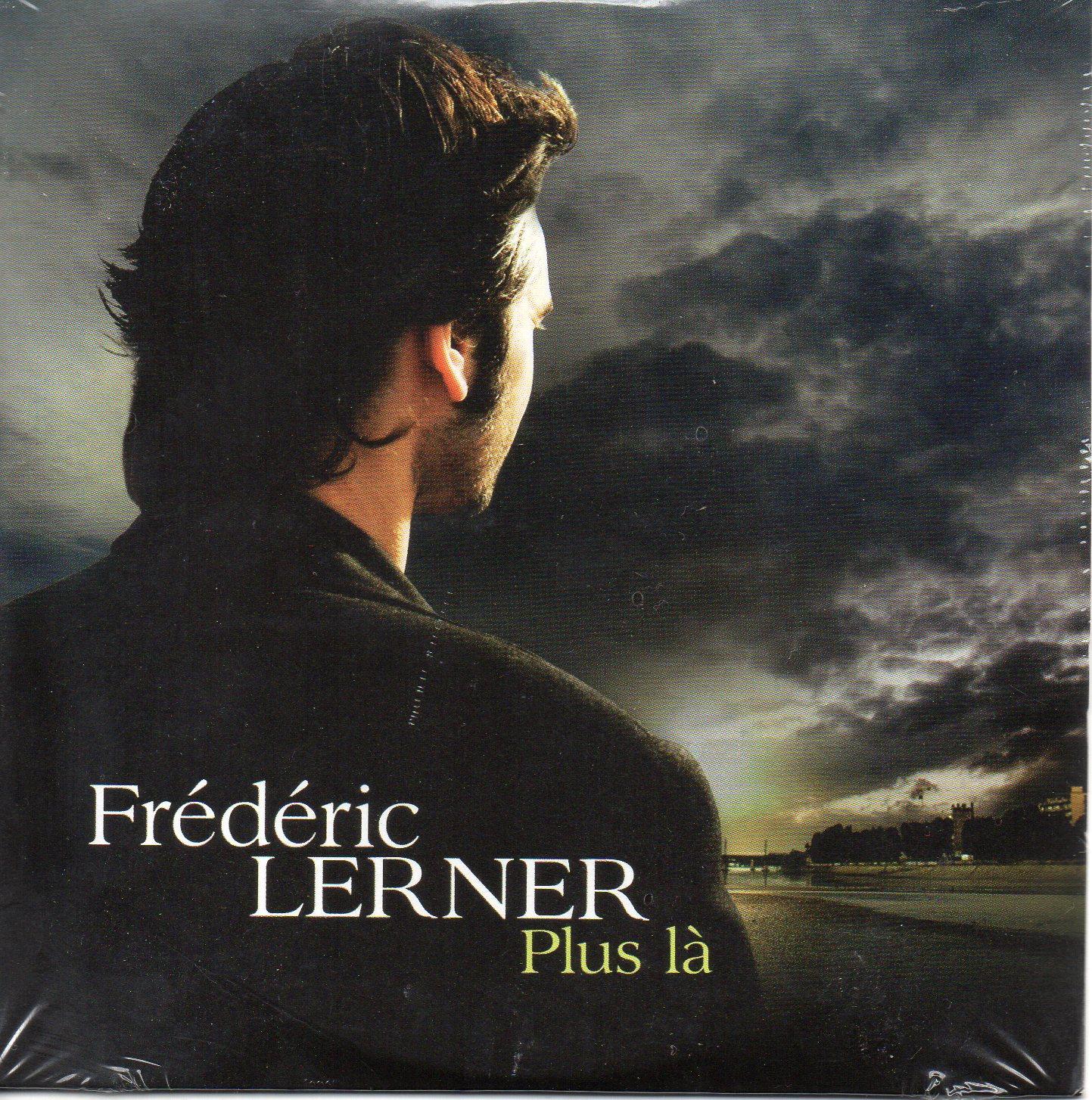 FRÉDÉRIC LERNER - Plus là 3-track CARD SLEEVE - CD single