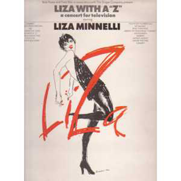 Liza MINNELLI - Liza With A Z Uk