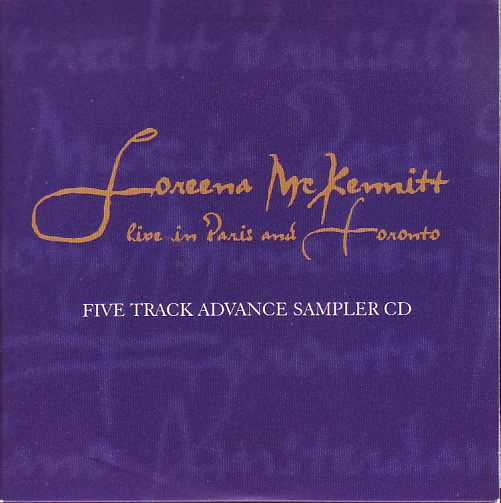 Five Track Advance Sampler