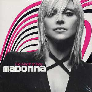 MADONNA - Die Another Day 2-track Card Sleeve