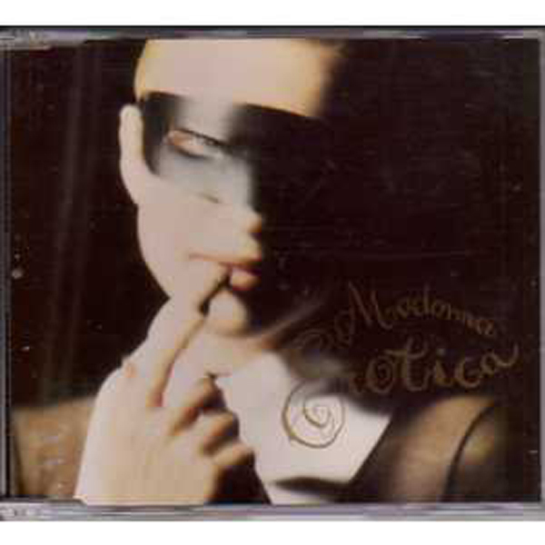 MADONNA - Erotica 3 Tracks Jewel Case