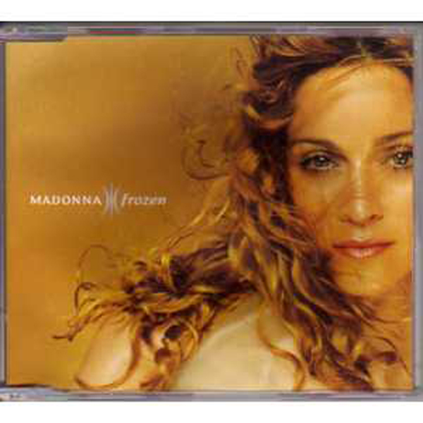 MADONNA - Frozen 5 Tracks Jewel Case