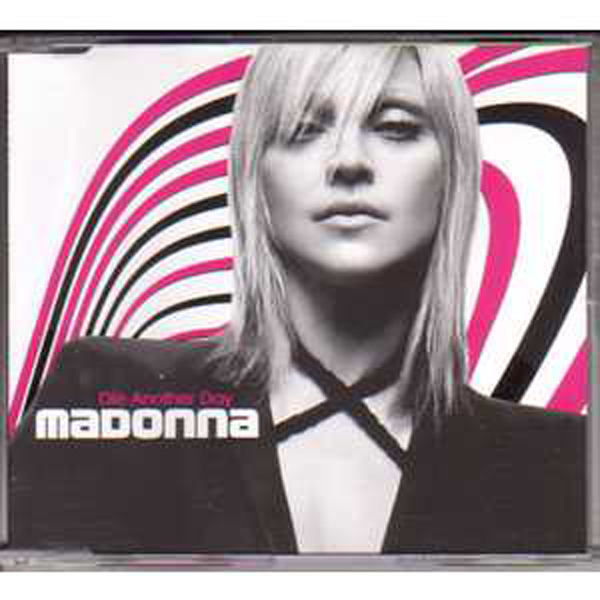 MADONNA - Die Another Day Promo 1 Track Jewel Case