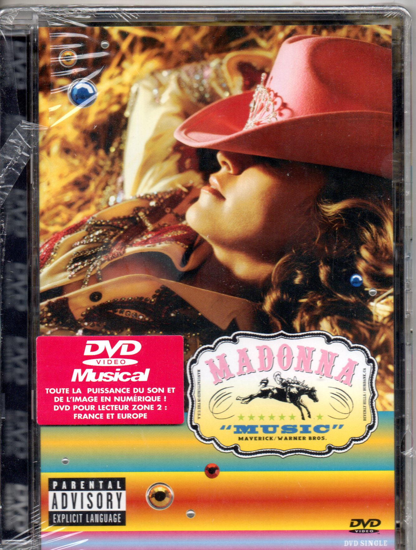 MADONNA - Erotica - CD