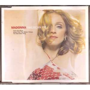 MADONNA - American Pie 3-track Jewel Case