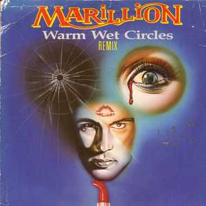 MARILLION - Warm Wet Circles Remix Card Sleeve 3 Tracks