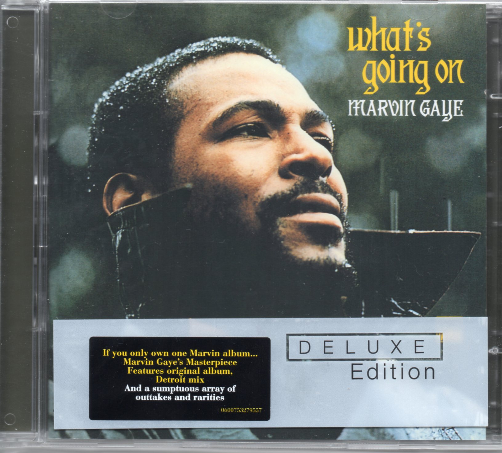 MARVIN GAYE - What's going on - DELUXE EDITION - - CD x 2