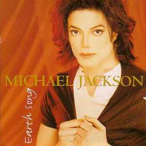 Michael JACKSON - Earth Song 2-track Card Sleeve In Mj Megamix Album