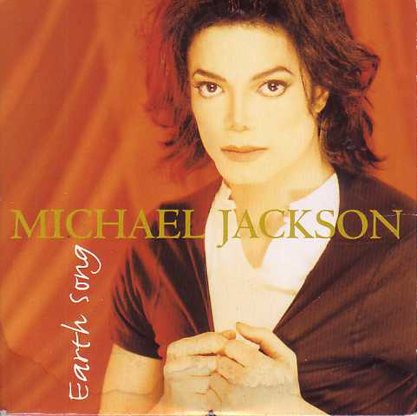 Earth Song 2-track Card Sleeve In Mj Megamix - Michael JACKSON