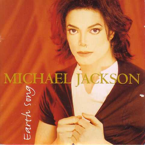 Michael JACKSON - Earth Song 2-track Card Sleeve In Mj Megamix