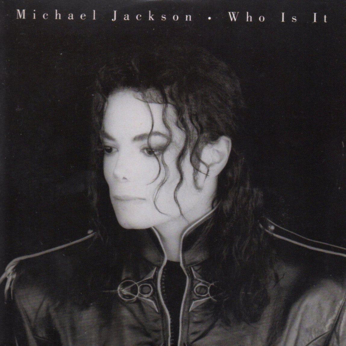 michael jackson cd cover